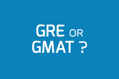 understand if GRE or GMAT is right for you with plusprep