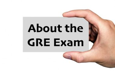 about the GRE