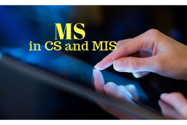 Difference between MS in Cs and MIS