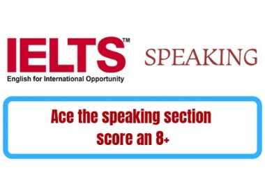 How to score an 8+ Band in IELTS Speaking