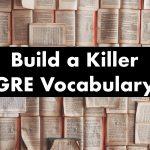 Build a killer GRE vocabulary | Plusprep Education
