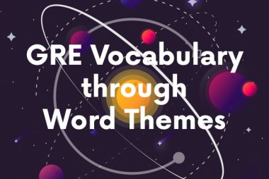 GRE word themes : Our solar system