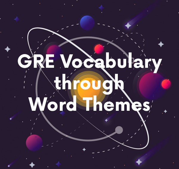 GRE word themes : the solar system
