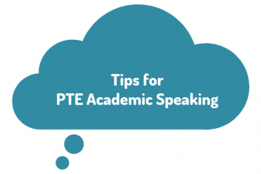 tips for PTE Academic Speaking