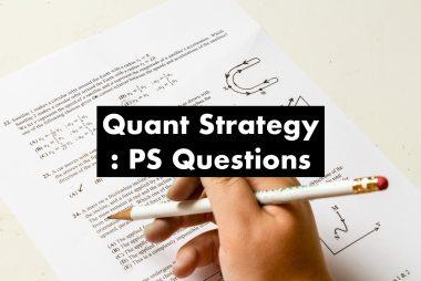 Plusprep Quant Strategy