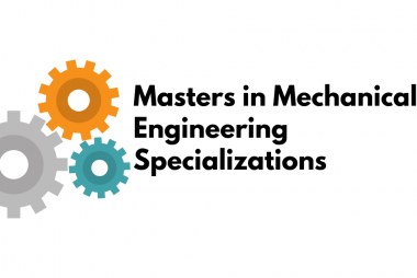 Masters in Mechanical Engineering Specializations