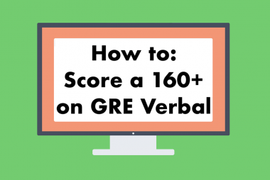 score 160 on GRE Verbal