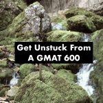 GMAT 600 Score
