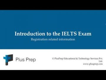 General Information about the IELTS  Exam | Plusprep Education